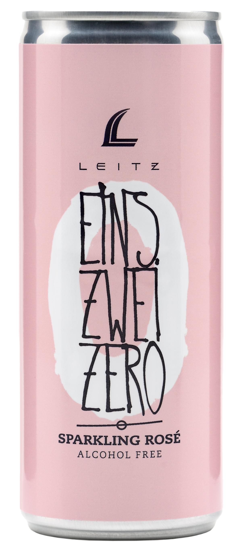 EINS-ZWEI-ZERO Sparkling Rosé (250ml)